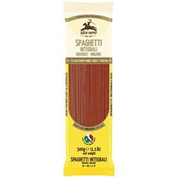 Alce Nero Organic Pasta (Whole Wheat Spaghetti) 500g