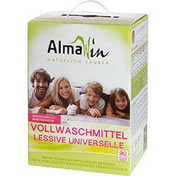 AlmaWin Organic Heavy-Duty Washing Powder (White + Color) 5kg