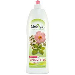 Almawin Organic Dish Washing Liquid (Scent Wild Rose Balm) 1L