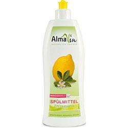 AlmaWin Organic Washing up Liquid (Scent Lemongrass) 500ml
