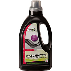 Almawin Organic Washing Liquid (For Dark and Black Laundry) 750ml