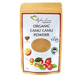 Ayhan Ercan Superfoods Organic Camu Camu Powder 85gr