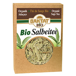 BAKTAT Organic Sage Tea 50g