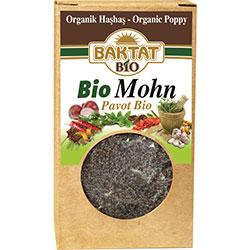 BAKTAT Organic Poppy 100g