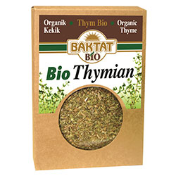 BAKTAT Organic Dried Thyme 50g