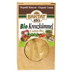 BAKTAT Organic Cumin 100g