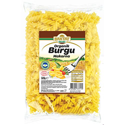 BAKTAT Organic Pasta (Fusilli) 500g