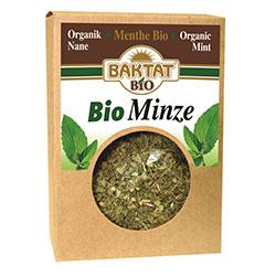 BAKTAT Organic Dried Mint 50g