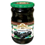 Baktat Organic Black Olive Extra 650g