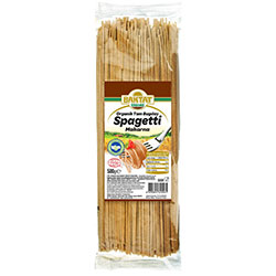 BAKTAT Organic Pasta (Whole Wheat Spaghetti) 500g