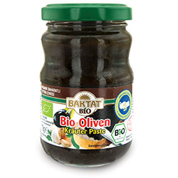 BAKTAT Organic Olive Paste (With Spices) 170g