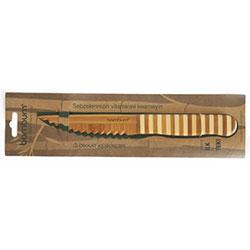 Bambum Natural Bamboo Knife (Fruit-Vegetable Knife, Small)