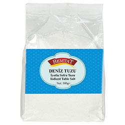Bemtat Sea Salt 500g