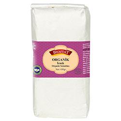 Bemtat Organic Semolina 450g