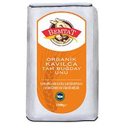 Bemtat Organic Emmer Whole Wheat Flour 1 Kg