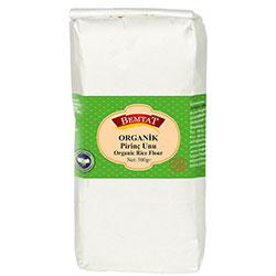 Bemtat Organic Rice Flour 500g