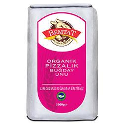 Bemtat Organic Wheat Flour For Pizza 1 Kg