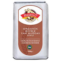 Bemtat Organic Einkorn Whole Wheat Flour 1 Kg