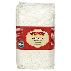 Bemtat Organic Oat Flour 500g