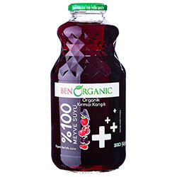 BenOrganic Organic Red Mix Juice 946ml