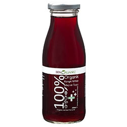 BenOrganic Organic Red Mix Juice 250ml