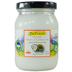 Biofood Organic Coconut Oil 166ml