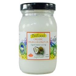 Biofood Organic Coconut Oil 330ml