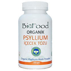 Biofood Organic Psyllium Husk Powder 250g