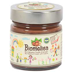 BioMelisa Organic Hazelnut Paste 270g
