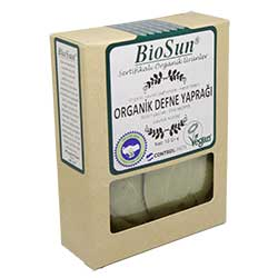 BioSun Organic Laurel Leaf Whole 10g