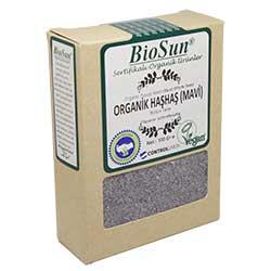 BioSun Organic Poppy Seed (Blue) 100g