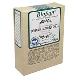 BioSun Organic Marsmallow (Ground) 40g