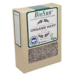 BioSun Organic Chaste Tree Berry Seed (Whole) 100g