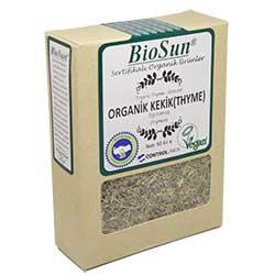 BioSun Organic Thyme 50g