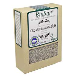 BioSun Organic Lavender (Flower) 50g