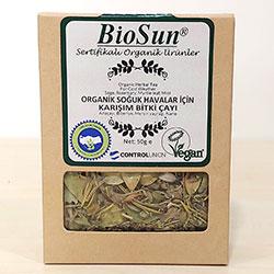 Biosun Organic Herbal Tea For Cold Weather 50g