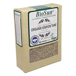 BioSun Organic Cumin Seed (Whole) 100g