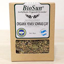Biosun Organic After Dinner Tea (Oregano & Melisa) 30g