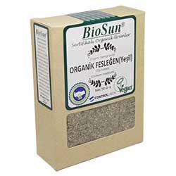 Biosun Organic Green Basil 50g