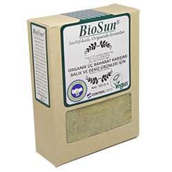 BioSun Organic Spice Seasoning For Fish Grill & Broiling 100g
