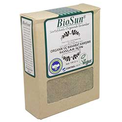 BioSun Organic Spice Seasoning For Sauces 100g