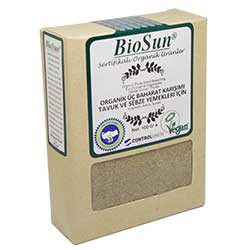 BioSun Organic Spice Seasoning For Chicken & Vegetables 100g