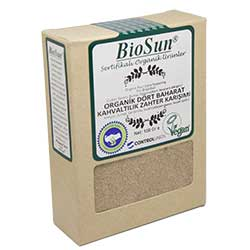 BioSun Organic Spice Seasoning For Breakfeast 100g