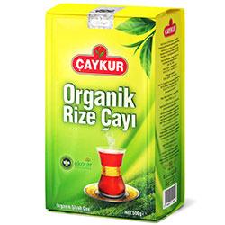 Çaykur Organic Rize Black Tea 500g