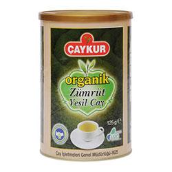 Çaykur Organic Zümrüt Green Tea 125g