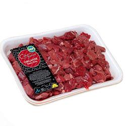Cityfarm Organic Calf Veal Cubes (KG)