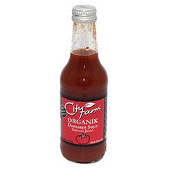 Cityfarm Organic Tomato Juice 250ml