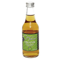 Cityfarm Organic Apple Juice 250ml