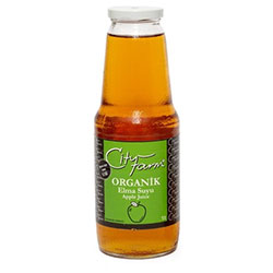 Cityfarm Organic Apple Juice 1L