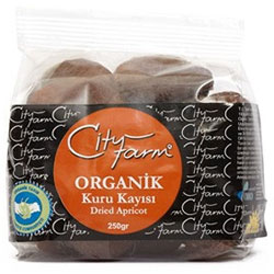 Cityfarm Organic Dried Apricot 250g